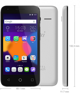 Alcatel One Touch Pixi 4027N Android 4 4 2 KitKat Firmware