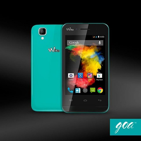 Wiko Goa MT6572 Android 4.4.2 Firmware