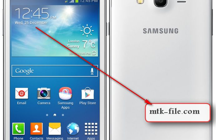 Samsung Clone GT-i9060 MT6572 4 1 2 Firmware Flash File 100