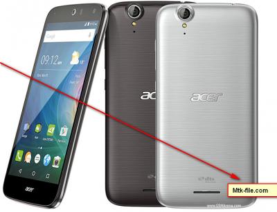 Acer Liquid Z630 LTE T03