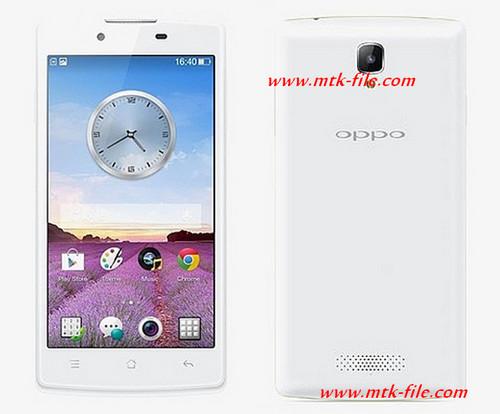 Firmware Oppo R831K