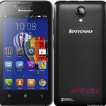 Lenovo A319 MT6572 100% Tested Scatter Firmware Flash File