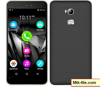 Micromax Canvas Spark 3 Q385 Android 5 1 Lollipop Firmware Flash