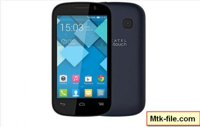 Alcatel One Touch Pop C2 4032X MT6572 V4.2 Firmware Flash File