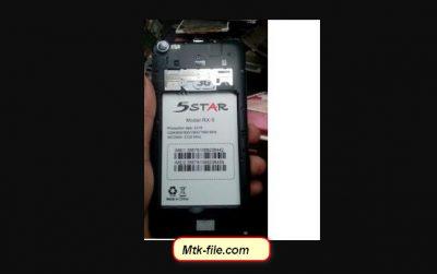 5Star RX5 Firmware Flash File 100% Tested Download | Mtk-File com