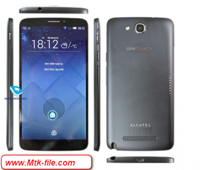 Alcatel OneTouch Hero 2 8030Y MT8392 Rom Firmware Flash File | Mtk