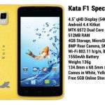 Kata F1 MT6572 Rom Firmware Flash File 100% Tested Download