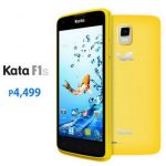 Kata F1S MT6582 Firmware Flash File 100% Tested Download