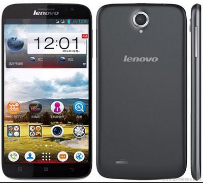 Lenovo A850 flash file