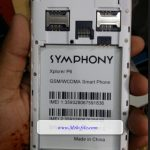 Symphony P6 Firmware Flash File 100% Tested