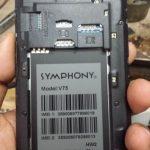 Symphony V75 Flash File Firmware 100% Tested All Version