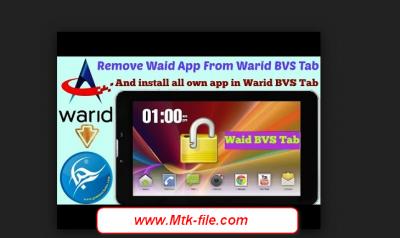 Warid BVS Tab Dual Sim MT6582 E7+_E7 V2 13 Rom Firmware