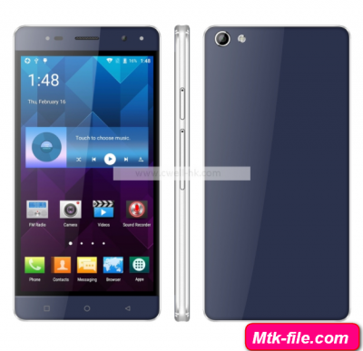 X-BO O5 MT6580 Rom Firmware Flash File 100% Tested Free | Mtk-File com