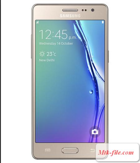 Samsung Z3 SM-Z300 MT6580