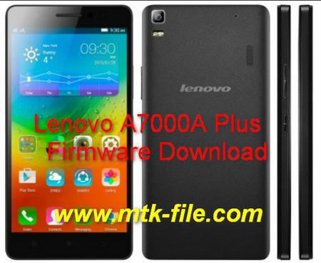 firmware lenovo a6000 plus google drive