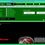 Jurassic Universal Android Tool V6.0 2018 Download For Android