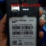 Micromax A106 Flash File (All Version) 100% Tested