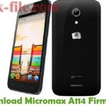Micromax A114 Flash File Firmware 100% Tested Download