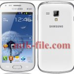 Samsung S7562 Flash File Firmware KitKat 100% Tested Download