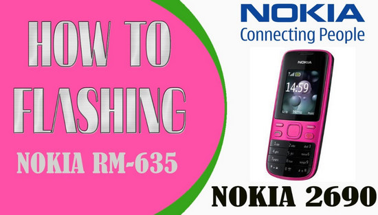 nokia 2690 flash file for phoenix