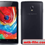 Oppo R1001 Firmware Flash File MT6572 100% Tested Download