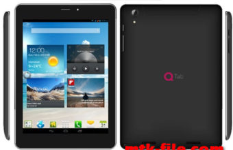 Qtab Q300 Firmware Flash File MT6582 100% Tested Download