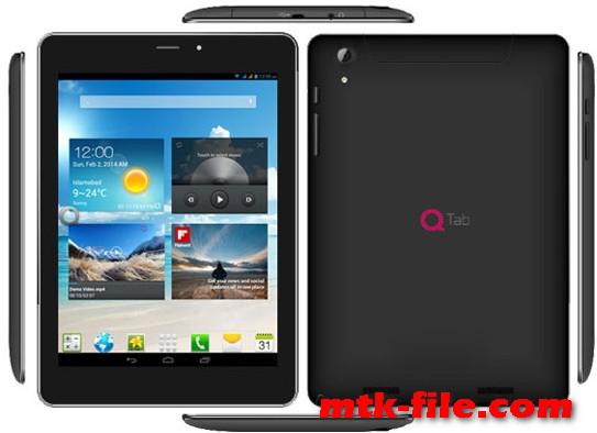 Qtab Q300 Firmware
