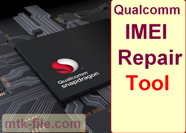 Qualcomm IMEI Repair Driver