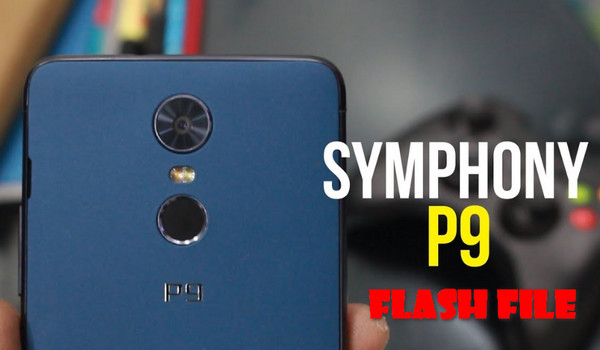 Symphony P9 Flash File