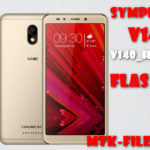 Symphony V140 Flash File Firmware Free (V140_HW1_V9) 100% Tested