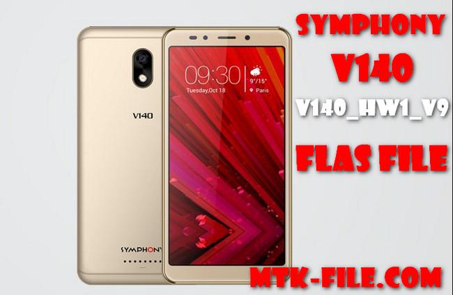 Symphony V140 Flash File