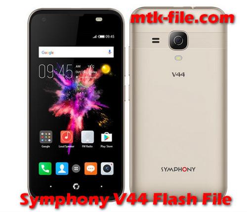 Symphony V44 Flash File