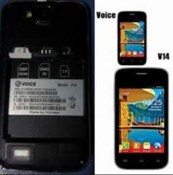 Voice V14 Flash File