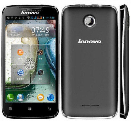 Lenovo A369i Flash File