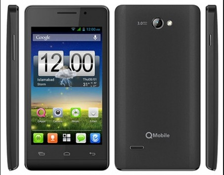 Qmobile A65 Flash File