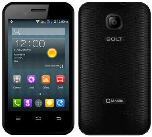Qmobile T5 Flash File