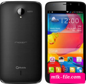 Qmobile X250 Flash File